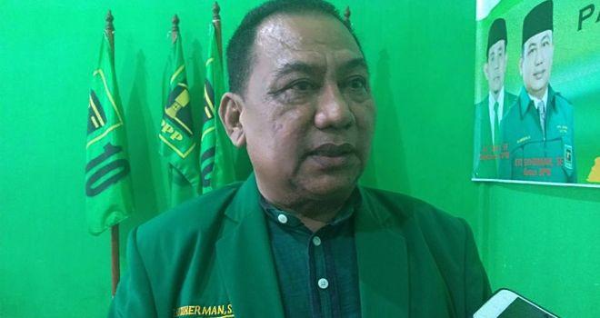 Evi Suherman, Ketua DPW PPP Provinsi Jambi.