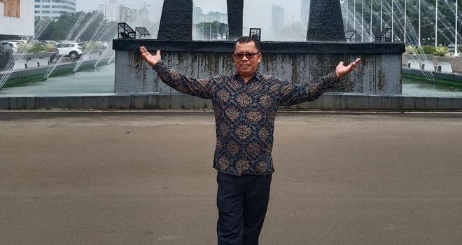 Anggota DPRD Provinsi Jambi Daerah Pilih (Dapil) Merangin-Sarolangun Izhar Majid.