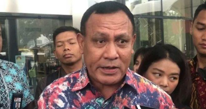 Ketua KPK Firli Bahuri.