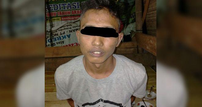 Pelaku pencabulan terhadap anak dibawah umur IS (27), mendekam di Rutan Polres Batanghari untuk dilakukan penyidikan lebih lanjut.