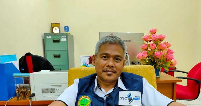 Kepala UPT BKN Jambi April Koni.