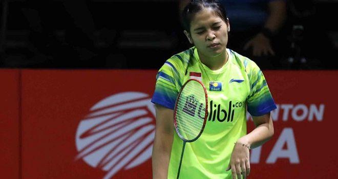 Tunggal putri Indonesia, Gregoria Mariska Tunjung.
