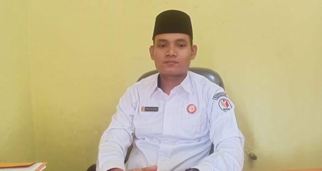 Ketua Bawaslu Kabupaten Batanghari Indra Tritusian.