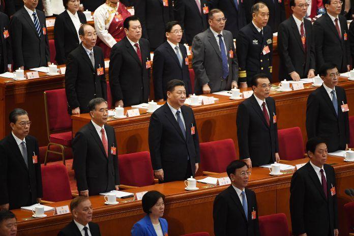Kongres Rakyat Nasional akhirnya ditunda setelah wabah virus Corona. Belum diketahui jadwal pasti pelaksanaan sidang tahunan partai komunis terbesar itu.