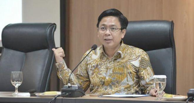 Direktur Eksekutif Indikator Politik Indonesia Burhanuddin Muhtadi, MA, Ph.D.