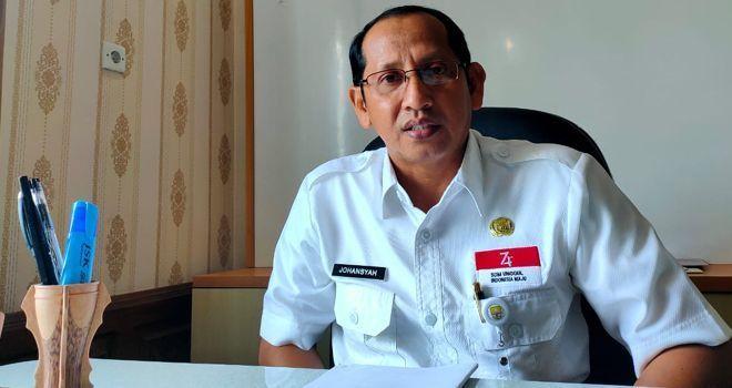 Jubir Gugus Tugas Penanganan Covid19 Jambi Johansyah.