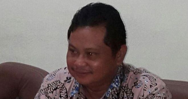 Kepala Dinas Ketahanan Pangan Amir Hasbi.