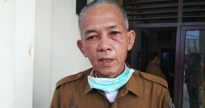 Jubir gugus tugas Covid19 Daerah Kabupaten Tanjung Jabung Barat, Taharuddin.