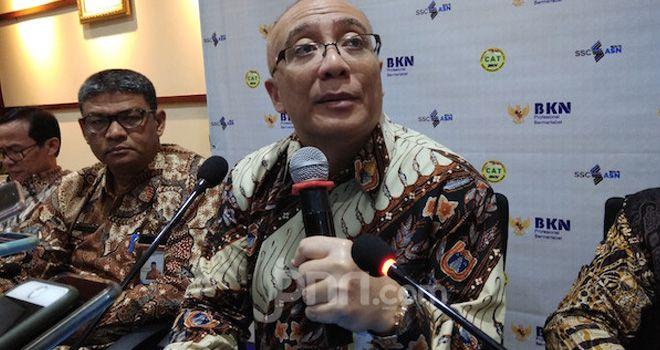 Kepala BKN Bima Haria Wibisana