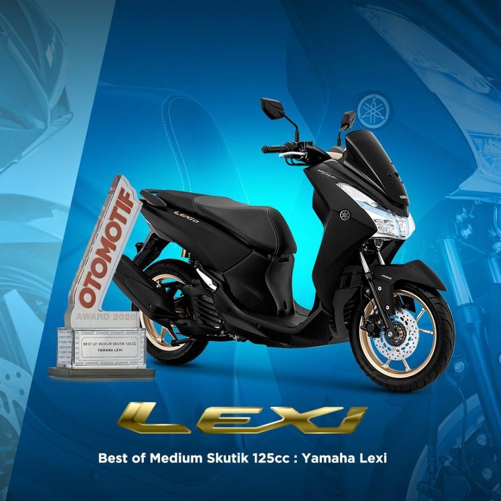 Yamaha LEXI.