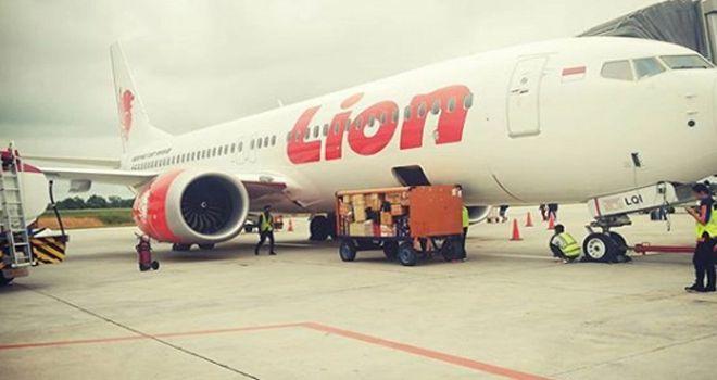 Lion Air/Ilustrasi.