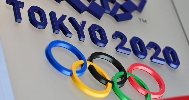 Olimpiade Tokyo,
