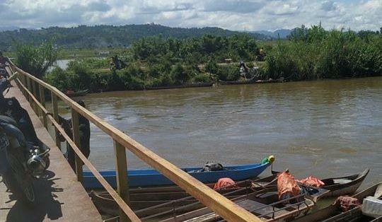 Warga Kerinci Temukan Manyat Laki-laki di Sungai.