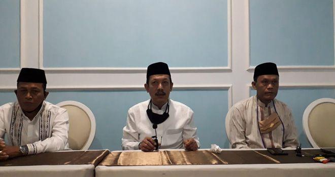 Kantor Wilayah (Kanwil) Kementerian Agama Provinsi Jambi menggelar proses pemantauan hilal awal 1 Syawal hotel Odua Weston Kota Jambi.