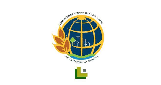 Logo Kementerian Agraria.