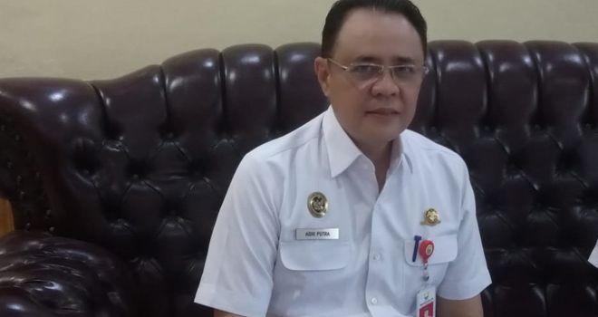 Kepala Dinas Perhubungan Provinsi Jambi, Varial Adhi Putera.