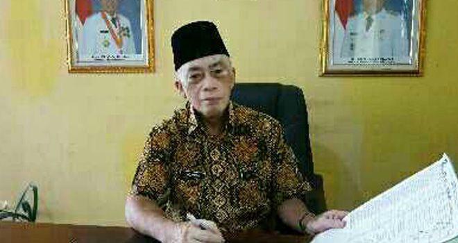 Kadis P3A Sarolangun, Sudirman.