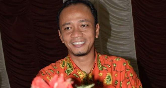 Ketua KPUD Bungo, Muhammad Bisri.