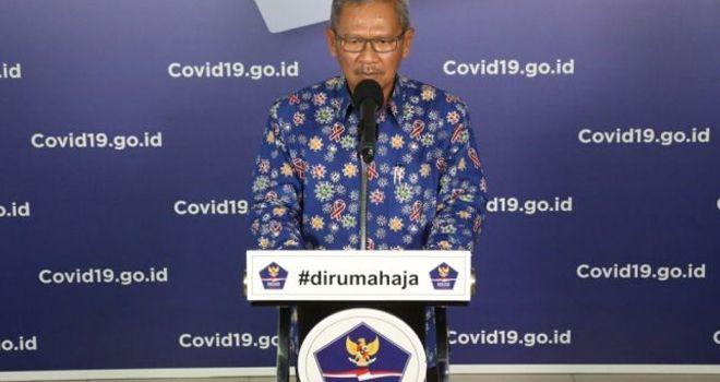 Jurubicara Pemerintah untuk Penanganan Covid-19, Achmad Yurianto