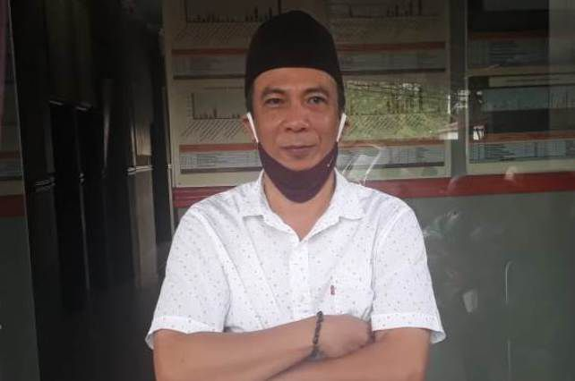Ketua KPU Batanghari A Kadir S.IP