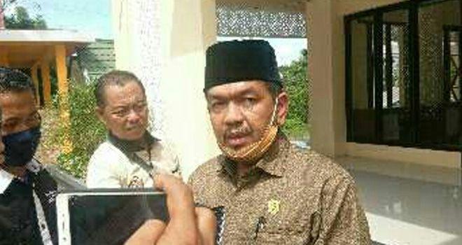 Ketua DPRD Sarolangun,Tontawi Jauhari