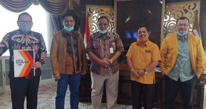Hanura Resmi Dukung Fachrori Umar.