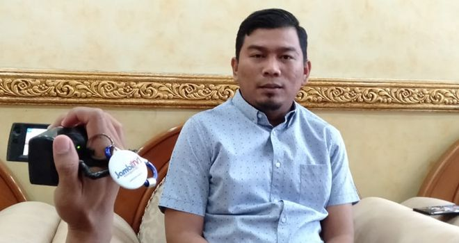 Rocky Candra, Wakil Ketua DPRD Provinsi Jambi.