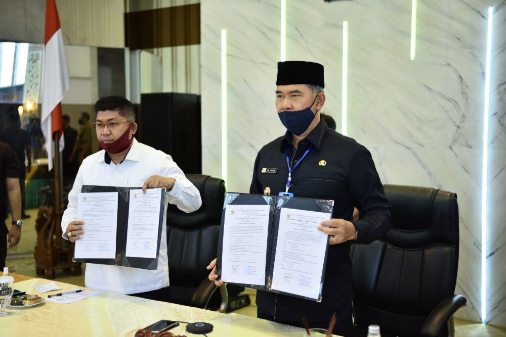 Kota Jambi 4 Kali Pertahankan Opini WTP.