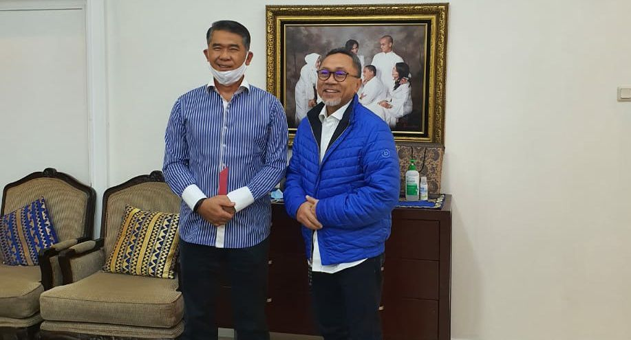 Wako Fasha Gelar Pertemuan Khusus dengan Zulhas di Jakarta