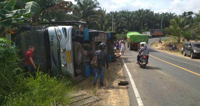 Bus Rapi di Bukit Baling