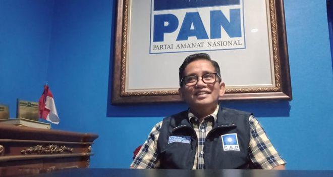 Ketua DPW PAN Provinsi Jambi, H Bakri.