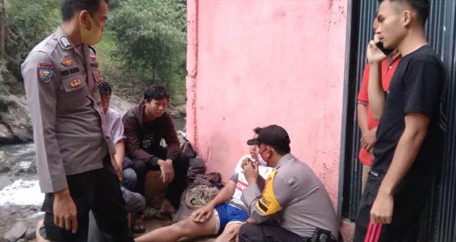Pengunjung Air Terjun Segerincing Dikabarkan Tenggelam, Diduga Berasal dari Tebo