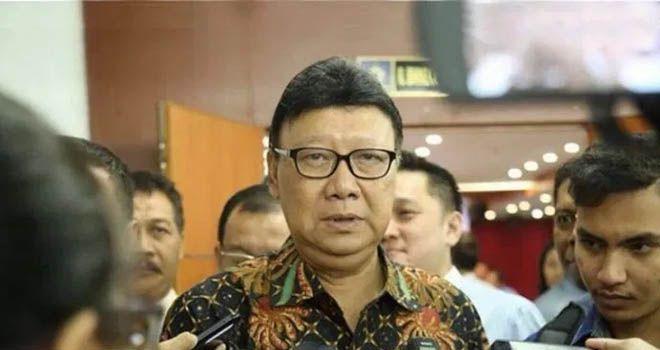 Menteri Pendayagunaan Aparatur Negara dan Reformasi Birokasi, Tjahjo Kumolo
