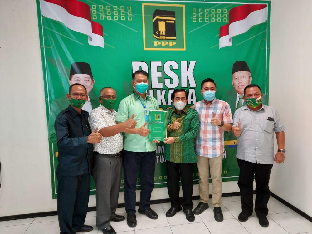 Partai Persatuan Pembangunan (PPP) akhirnya resmi melabuhkan dukungan kepada pasangan Fasha-AJB untuk Pilgub Jambi Desember mendatang.