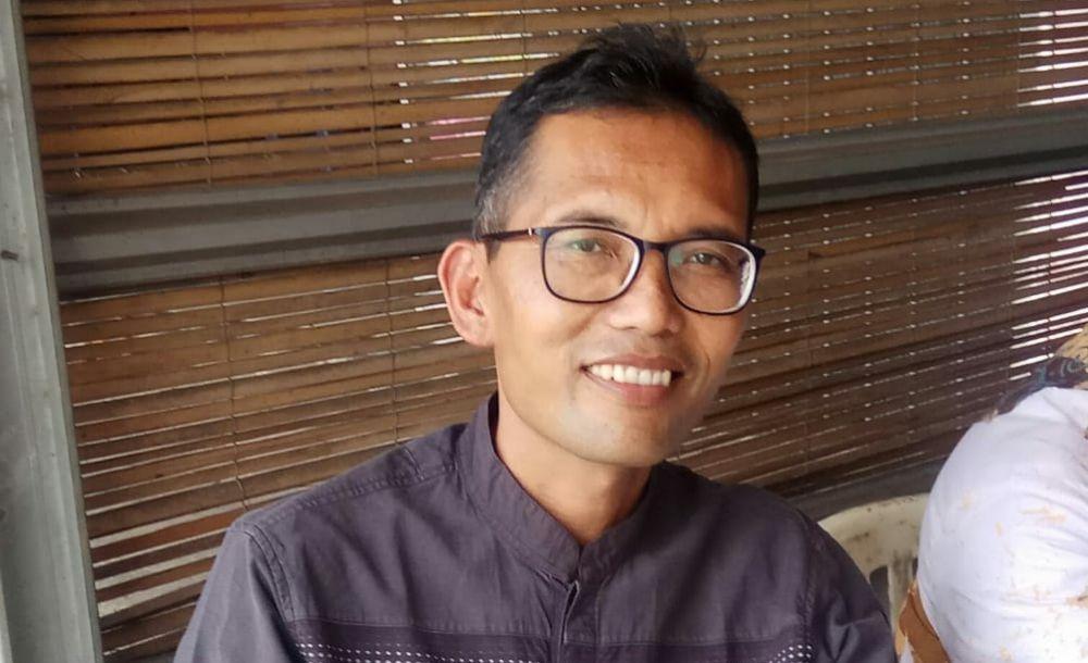 Rahmat selaku Sekretaris DPD Nasdem Batanghari