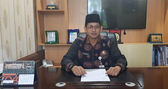 Jubir Covid Provinsi Jambi, Johansyah.