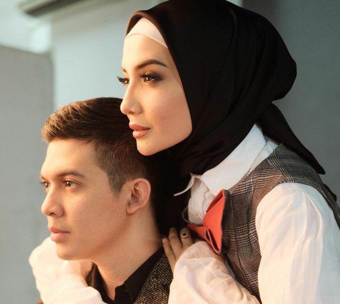 Zaskia Sungkar dan Irwansyah.
