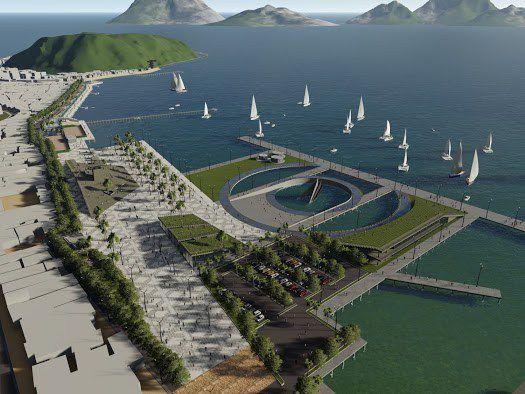Keren, begini gambar ilustrasi Zona 3 KSPN di Kawasan Pantai Marina Bukit Pramuka yang akan digarap Brantas Abipraya. Pekerjaan penataan KSPN ini bakal memperkuat Labuan Bajo menjadi destinasi wisata premium.