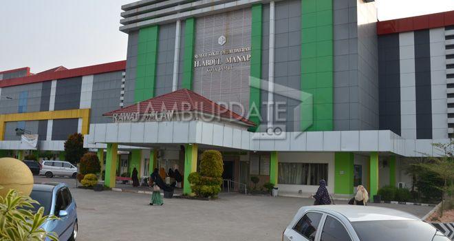 Tenaga Kesehatan Terpapar Covid-19, IGD RS Abdul Manap Ditutup