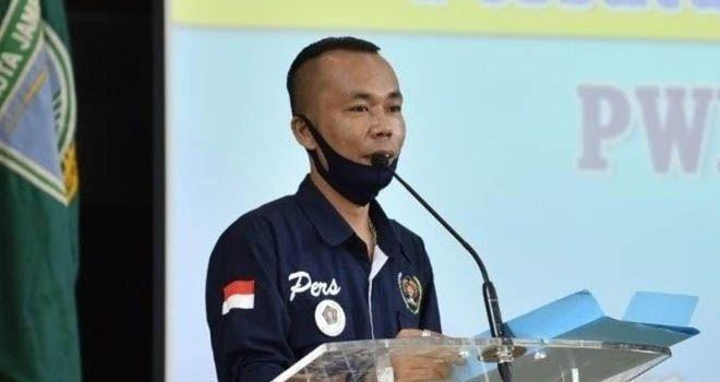 Hendry Nursal, Ketua PWI Kota Jambi.