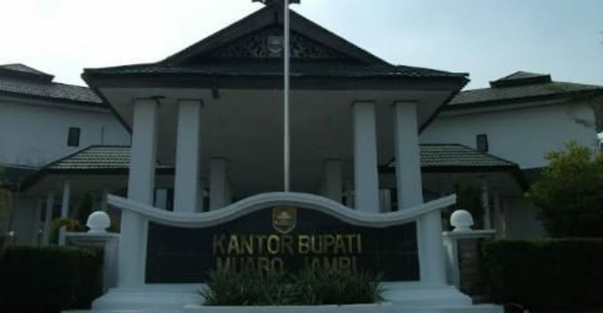 Kantor Bupati Muaro Jambi