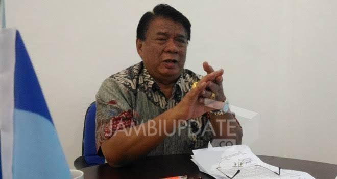 Wakil Ketua DPRD Provinsi Jambi Burhanuddin Mahir.