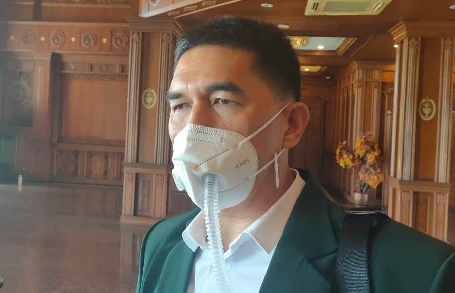 Ketua Ikatan Dokter Indonesia (IDI) Jambi DR, dr. Deri Mulyadi, Sp.OT, SH, MH, M.Kes