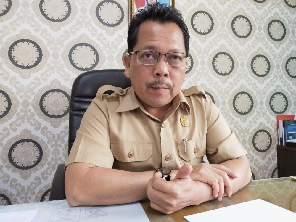 Kepala BKPSDMD Kabupaten Batanghari Mula P Rambe.