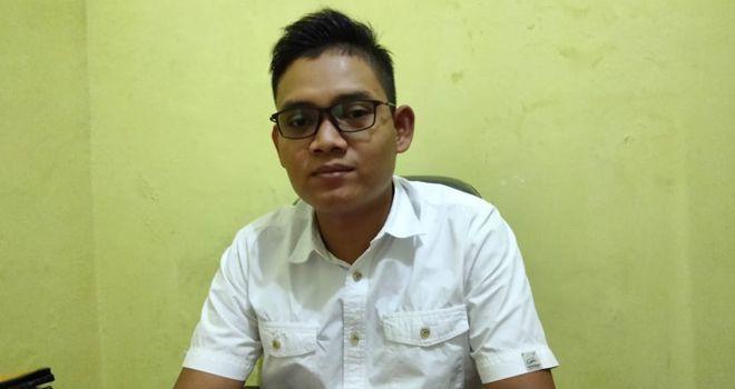Indra Tritusian Ketua Bawaslu Kabupaten Batanghari.