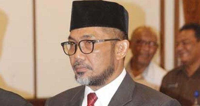 Sekda Provinsi Jambi Sudirman