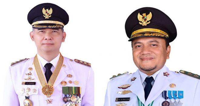 Dr. H. Syarif Fasha, ME dan Dr. dr. H. Maulana, MKM,
