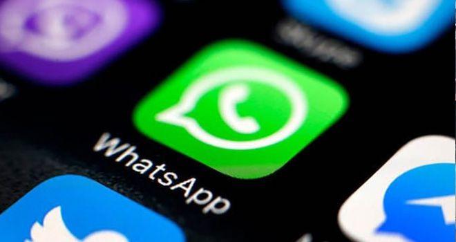Aplikasi WhatsApp (Foto: Rian Alfianto / JawaPos.com)
