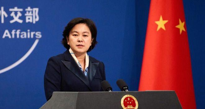 Juru Bicara Kementerian Luar Negeri Tiongkok Hua Chunying mengatakan agar AS mengizinkan pakar WHO datang untuk menyelidiki asal usul virus Korona (China Daily)