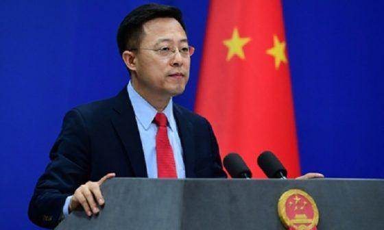 Juru Bicara Kementerian Luar Negeri Tiongkok, Zhao Lijian, mengatakan pemerintah Tiongkok menegaskan tidak ingin terlibat persaingan atau berkonfrontasi terkait vaksin Covid-19 dengan India.
